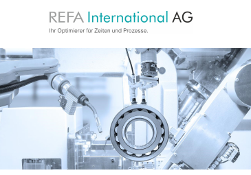 REFA International AG - deutsch